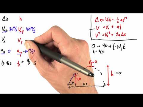 04-34 Solving for Final Velocity thumbnail