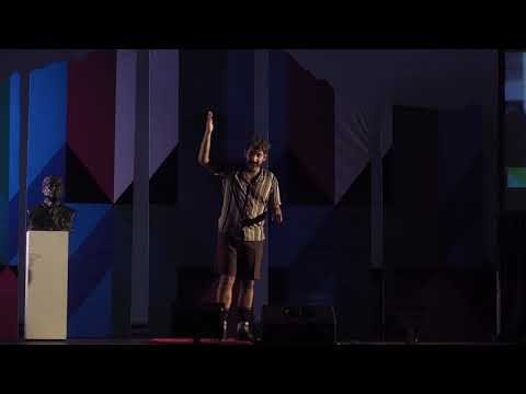 Arte como clave para transformar un país (Homenaje a Cruz Diez)   Javier Miranda   TEDxParqueCasupo thumbnail