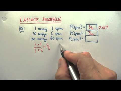 05-22 Answer And Laplace Smoothing Solution thumbnail