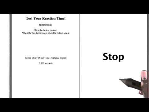 How to measure reaction time thumbnail