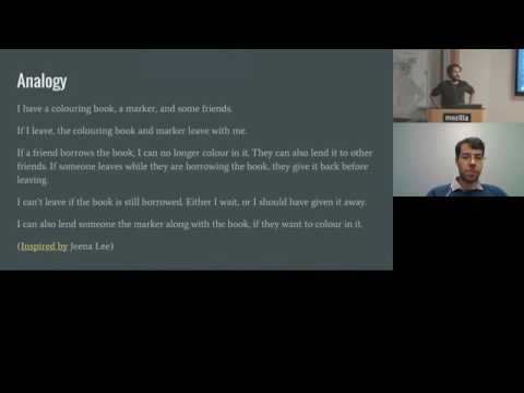 Josh Matthews - An Introduction To Rust thumbnail