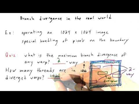 Thread Divergence in the Real World Part2 - Intro to Parallel Programming thumbnail