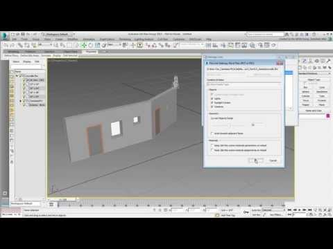 Revit Interoperability - Part 03 - Exporting and Linking Workflows thumbnail