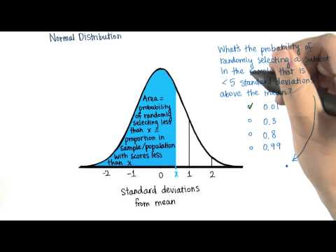 Probability Less - Intro to Descriptive Statistics thumbnail
