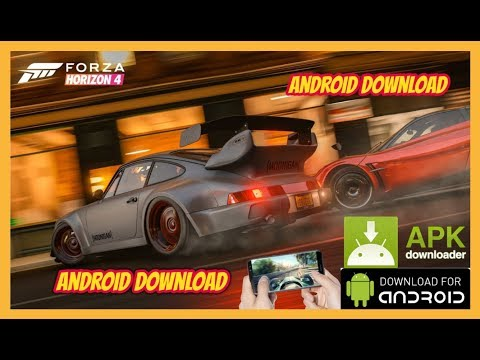 Download Forza Horizon 4 Android Mobile Gameplay