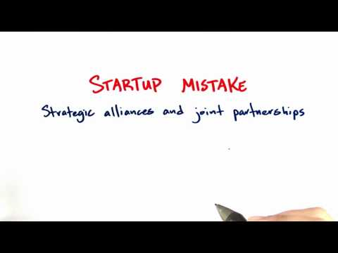 Joint Partnerships And Startups - How to Build a Startup thumbnail