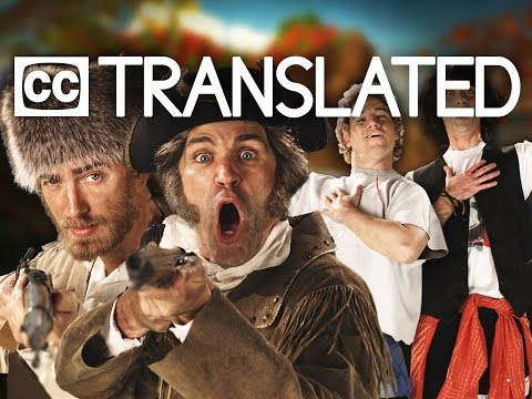 [TRANSLATED] Lewis and Clark vs Bill & Ted. Epic Rap Battles of History. [CC] thumbnail