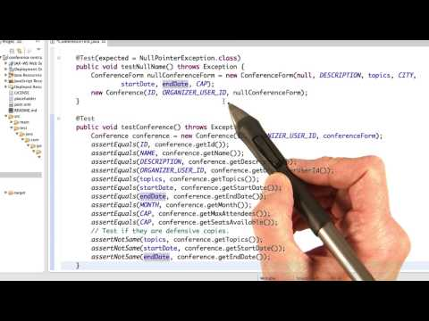 Conference Unit Tests - Developing Scalable Apps with Java thumbnail