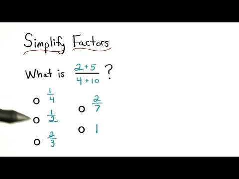 Simplify Factors - Visualizing Algebra thumbnail