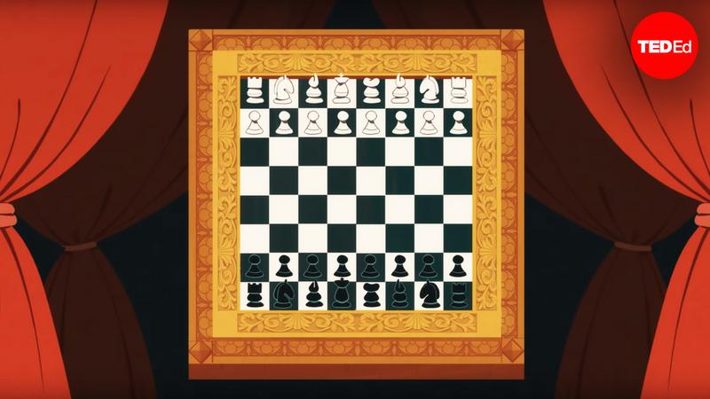 A brief history of chess - Alex Gendler thumbnail