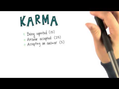 Karma - Intro to Descriptive Statistics thumbnail