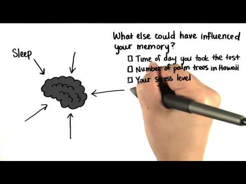 Influence Memory - Intro to Descriptive Statistics thumbnail