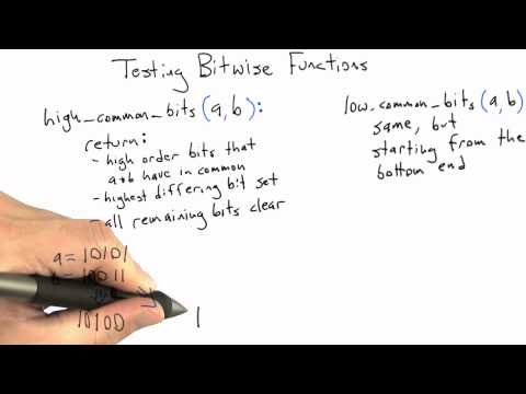 07-11 Testing Bitwise Functions thumbnail