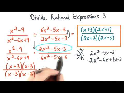 Divide Rational Expressions 3 - Visualizing Algebra thumbnail