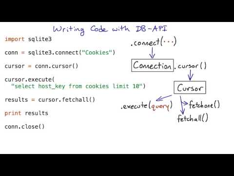 03-03 Writing Code with DB API thumbnail