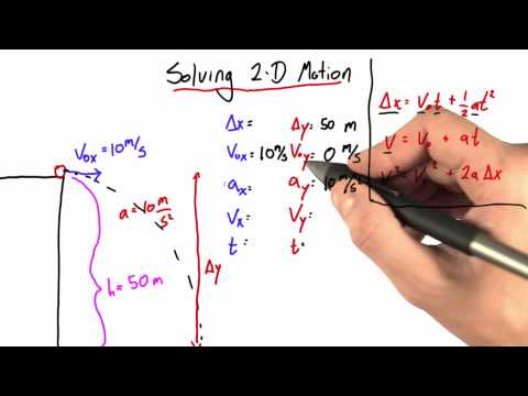 04-13 Finding Initial Velocity thumbnail