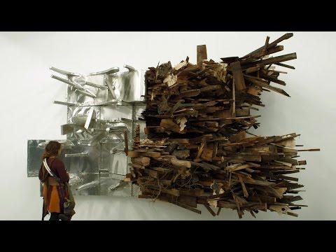 "Leonardo Drew: Traveling & Making | ART21 ""Exclusive"" thumbnail"