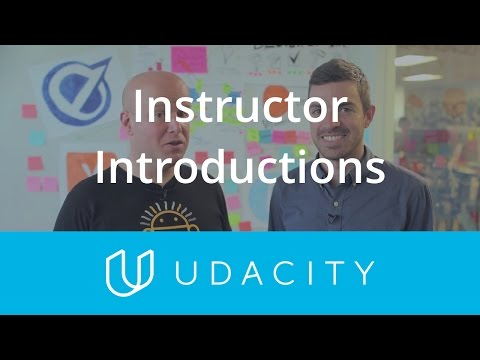 Instructor Introductions  Product Design  Udacity thumbnail