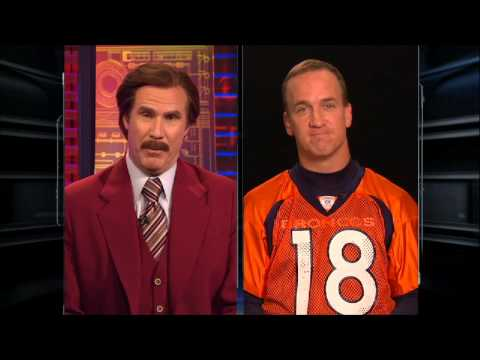 ESPN The Magazine: Ron Burgundy interviews Peyton Manning thumbnail