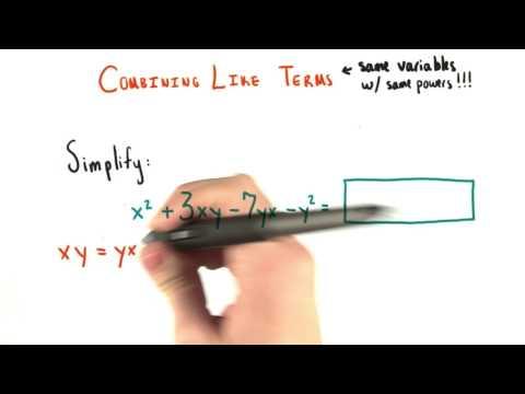 003-45-Simplifying Four Terms thumbnail