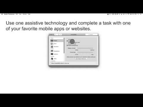 Accessible Products and Assistive Tech  UXUI Design  Product Design  Udacity thumbnail