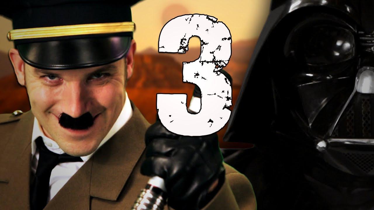 ERB - Vader vs Hitler 3 thumbnail