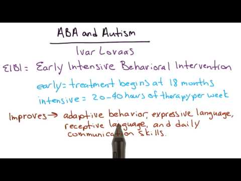ABA and autism - Intro to Psychology thumbnail