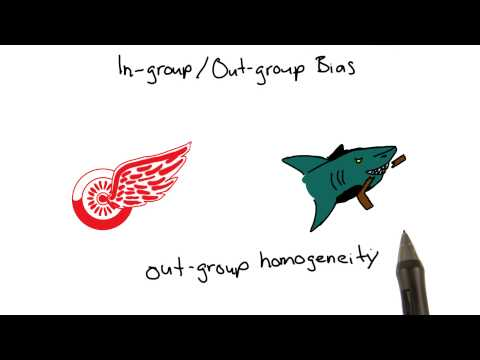 In-groupout-group bias - Intro to Psychology thumbnail