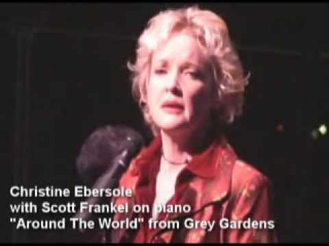 "Christine Ebersole-- ""Around The World"" from GREY GARDENS thumbnail"