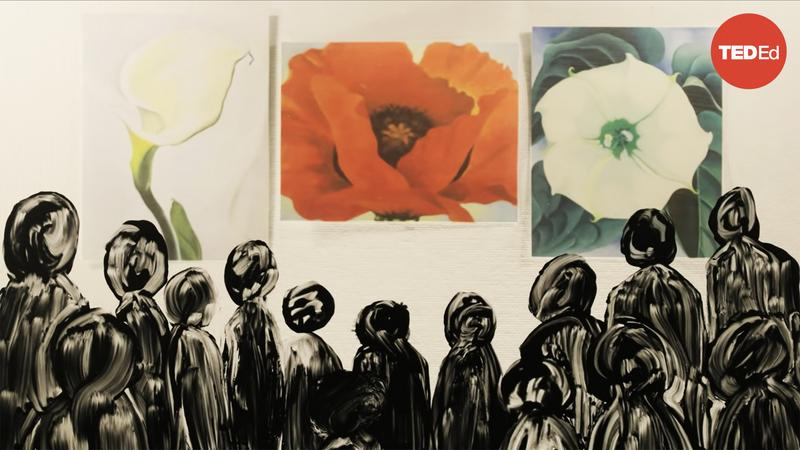 How to see more and care less: The art of Georgia O'Keeffe thumbnail