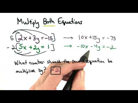 Multiply Both Equations ma006 lesson4.4 thumbnail