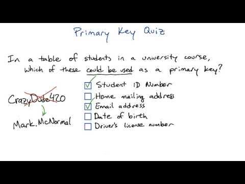 01-21 Primary Key thumbnail