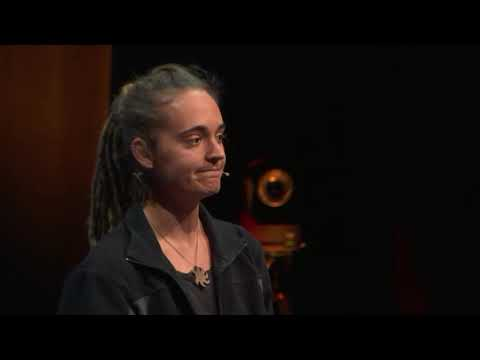 Save trees and refugees | Carola Rackete | TEDxAmsterdam thumbnail