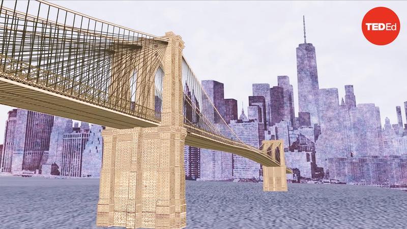Epic Engineering: Building the Brooklyn Bridge thumbnail