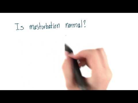 Is masturbation normal - Intro to Psychology thumbnail