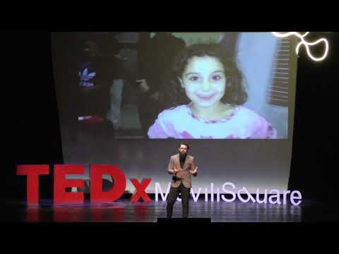 The pursuit of happiness by offering it to others | Charalampos Mathioudakis | TEDxMaviliSquare thumbnail