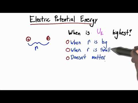 08-26 Electric Potential Energy thumbnail
