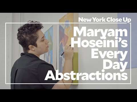 "Maryam Hoseini's Every Day Abstractions | Art21 ""New York Close Up"" thumbnail"