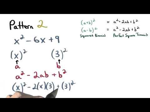 Factor Pattern 2 - Visualizing Algebra thumbnail