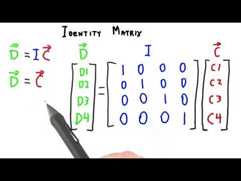 Identity Matrix - Interactive 3D Graphics thumbnail