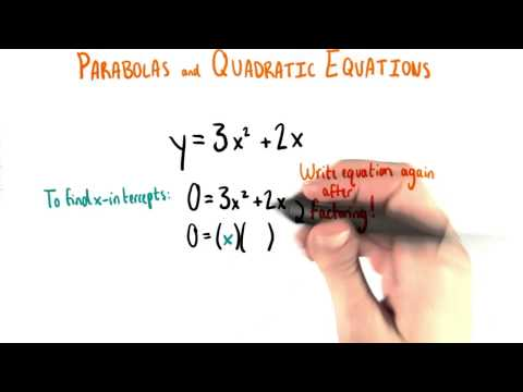 Factoring - College Algebra thumbnail
