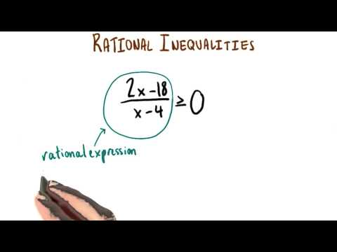 Rational Expressions - College Algebra thumbnail