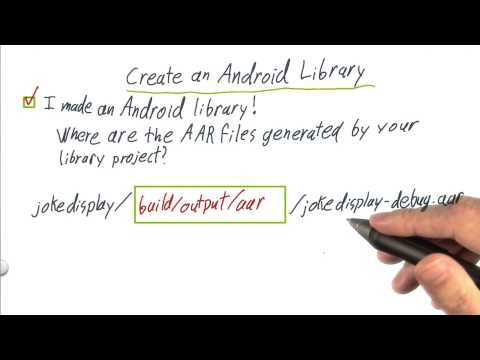04-12 Create_an_Android_Library_-_Solution thumbnail