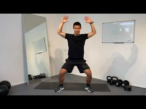 How to move and to stretch your stiff body in five minutes | Julien Hirano | TEDxBasel thumbnail