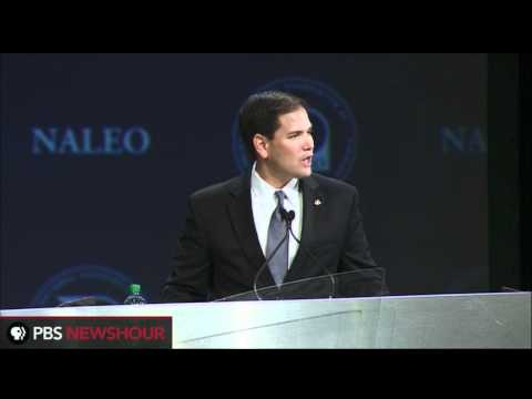 Watch Marco Rubio's Full Speech on Immigration at NALEO Vea la plática entera de Marco Rubio sobre la inmigración en NALEO thumbnail