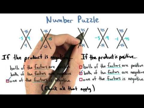 Patterns of Factors - Visualizing Algebra thumbnail