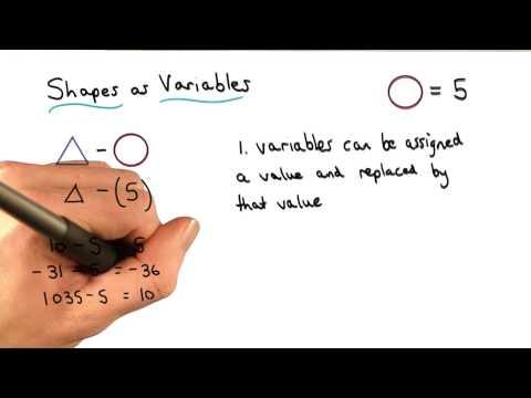use of variables thumbnail
