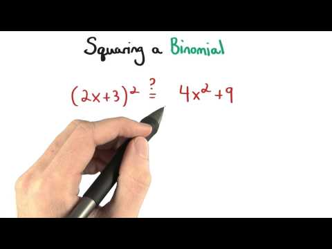 Squaring a Binomial - Visualizing Algebra thumbnail