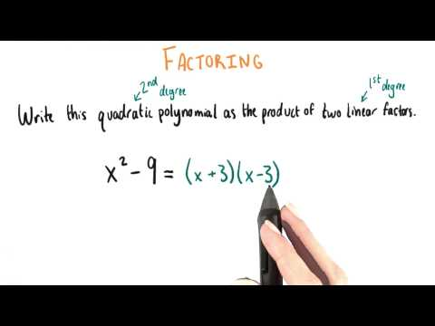 Linear Factors - College Algebra thumbnail