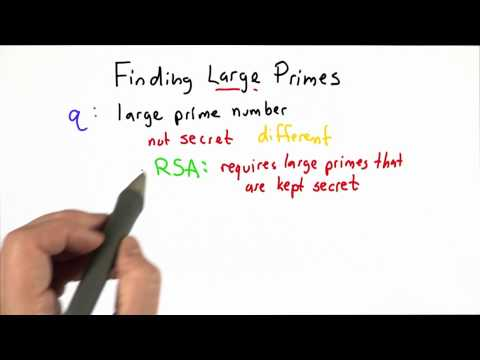 Finding Large Primes - Applied Cryptography thumbnail
